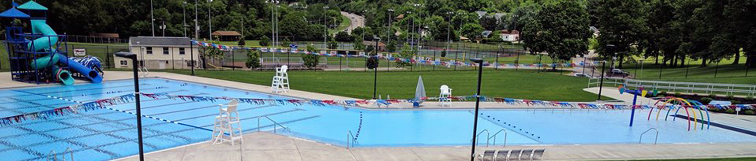 Scott Township swimming pool