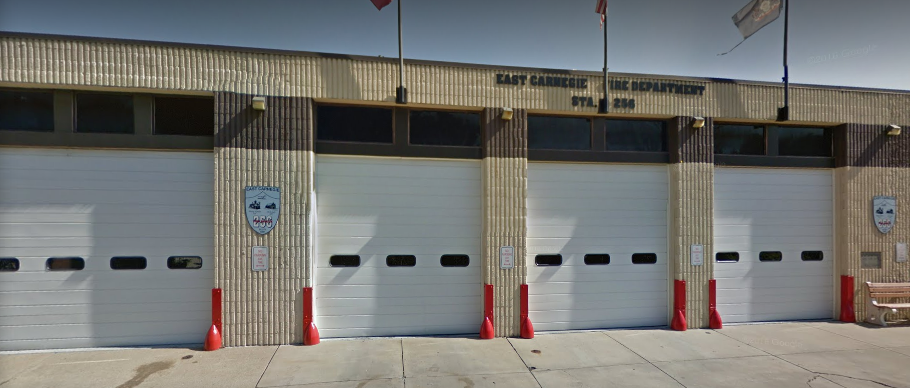 East Carnegie Volunteer Fire Department