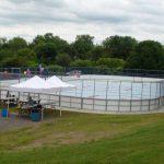 Scott Park Dek Hockey Rink Opening… (with videos) | Scott